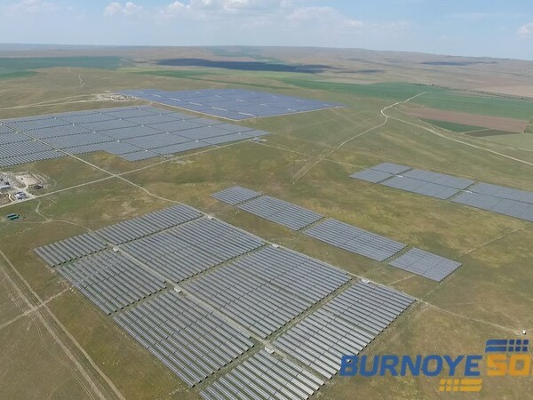 Profinal Solarpark Burnoye 1