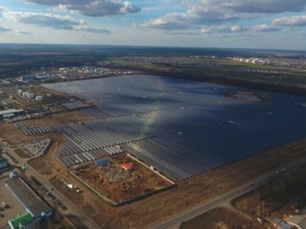 Profinal Solarpark Retschyza