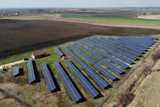 Profinal Solarpark Tápiógyörgye
