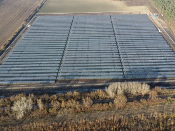 Profinal EON Solarpark Letavertes