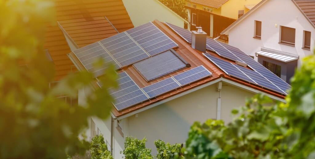 PV-Montagesystem fürs Dach